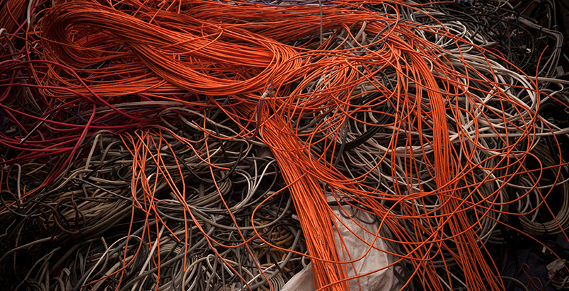 Cable Recycling Sell Your Scrap Cables At H Amp S Metals