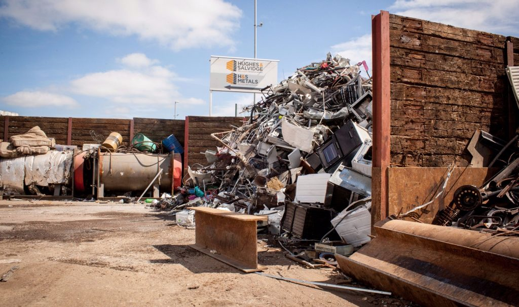 Scrap Metal Prices UK - Current Scrap Metal Prices Per Tonne